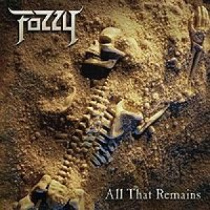 Fozzy - All That Remains cover art