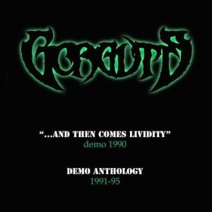 Gorguts - Demo Anthology cover art