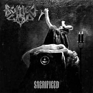 Buried God - Sacrificed cover art