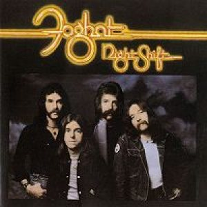 Foghat - Night Shift cover art