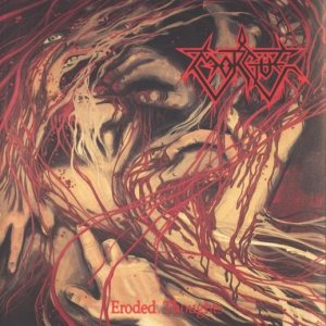 Morgue - Eroded Thoughts cover art