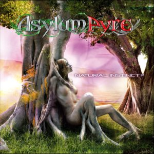 Asylum Pyre - Natural Instinct cover art