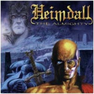 Heimdall - The Almighty cover art
