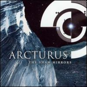 Arcturus - The Sham Mirrors cover art