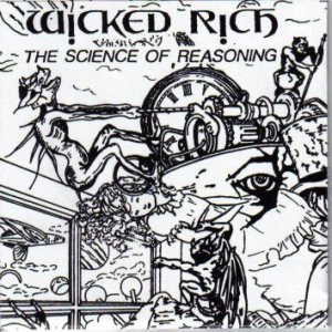 Wicked Rich - The Science of Reasoning cover art