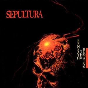 Sepultura - Beneath the Remains cover art