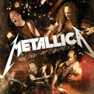Metallica - Live at Grimey's cover art