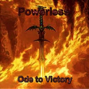 Powerless - Ode to Victory cover art