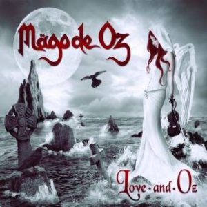 Mago De Oz - Love 'n' Oz cover art
