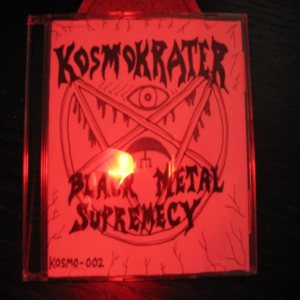 Kosmokrater - Black Metal Supremacy cover art
