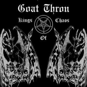 Goat Thron - Kings of Chaos cover art