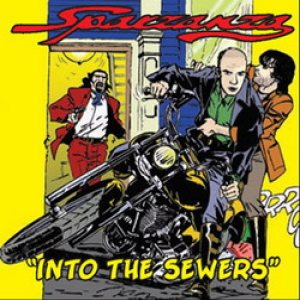 Sparzanza - Into the Sewers cover art