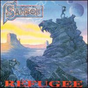 Samson - Refugee cover art