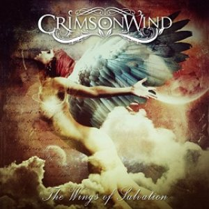 Crimson Wind - The Wings of Salvation cover art