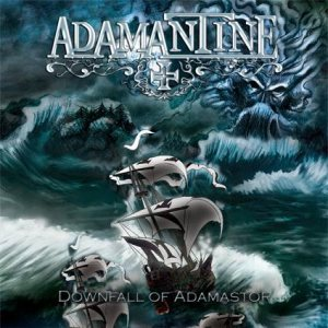 Adamantine - Downfall of Adamastor cover art
