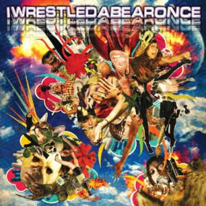 Iwrestledabearonce - It's All Remixed cover art