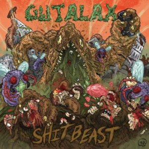 Gutalax - Shit Beast cover art