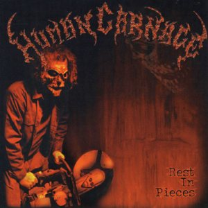 Human Carnage - Rest in Pieces cover art