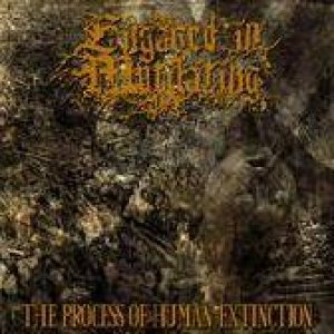 Engaged In Mutilating - The Process of Human Extinction cover art