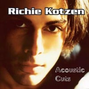 Richie Kotzen - Acoustic Cuts cover art