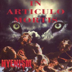 In Articulo Mortis - Hyenism cover art