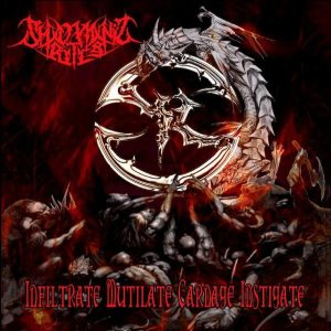 Shamanic Rites - Infiltrate Mutilate Carnage Instigate cover art