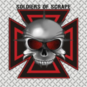 Soldiers of Scrape - Warming the Engine (promo) cover art