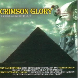 Crimson Glory - The Official Demo Series Vol. 8 cover art