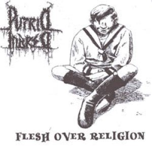 Putrid Inbred - Flesh Over Religion cover art