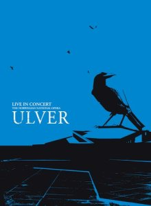 Ulver - The Norwegian National Opera cover art