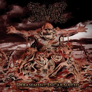 Carnivorous Voracity - Debasement Incarnated cover art