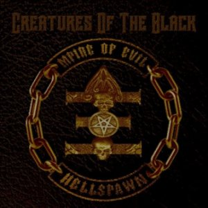 Mpire of Evil - Creatures of the Black cover art