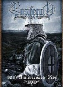 Ensiferum - 10th Anniversary Live cover art