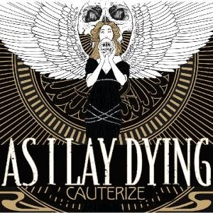 As I Lay Dying - Cauterize cover art