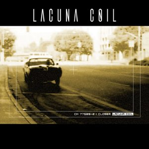Lacuna Coil - Closer cover art