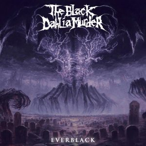 The Black Dahlia Murder - Everblack cover art