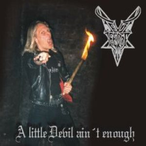 Devil Lee Rot - A Little Devil Ain't Enough cover art