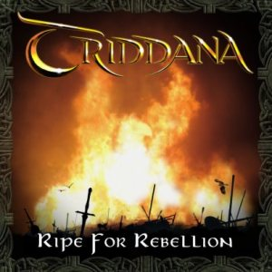 Triddana - Ripe for Rebellion cover art