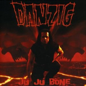 Danzig - Ju Ju Bone cover art
