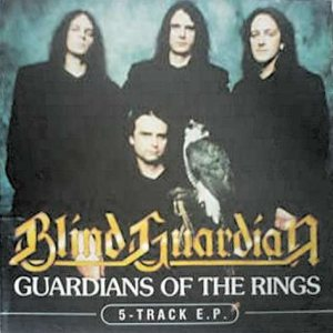 Blind Guardian - Guardians of the Rings cover art