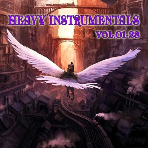 Various Artists - Heavy Instrumentals Vol.01-28 cover art