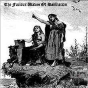 The Ruins Of Beverast - The Furious Waves of Damnation cover art