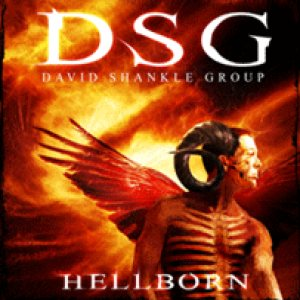 David Shankle Group - Hellborn cover art