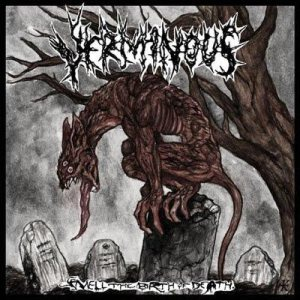 Verminous - Smell the Birth of Death cover art