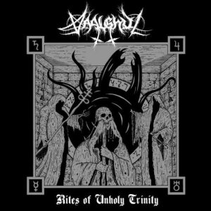 Vaalghul - Rites of Unholy Trinity cover art