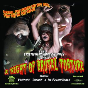 Basement Torture Killings - A Night of Brutal Torture cover art
