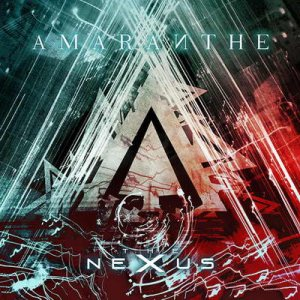Amaranthe - The Nexus cover art