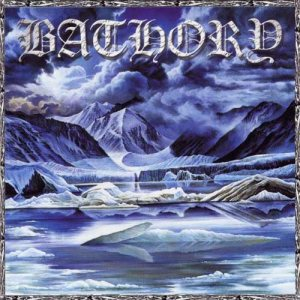 Bathory - Nordland II cover art