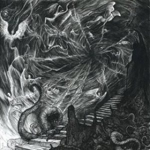 Maveth / Embrace of Thorns - A Plague Through the Heavens cover art