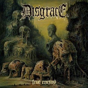 Disgrace - True Enemy cover art